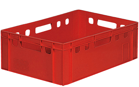 Standard plastic containers