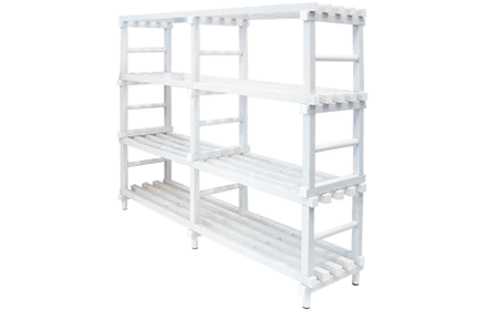 Shelving Units and Benches