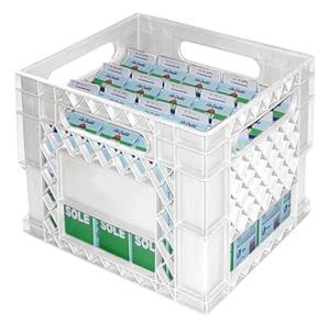 CL20 model fresh milk basket