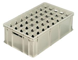 E6422 divider with honeycombs