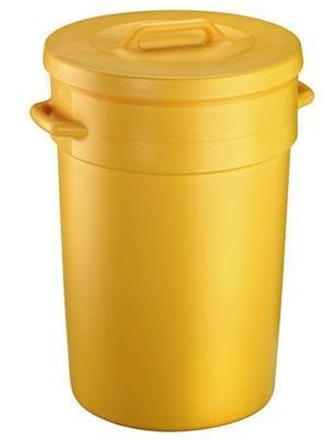 ECO100 model waste bin