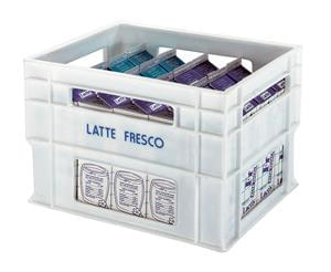 LSG model fresh milk basket