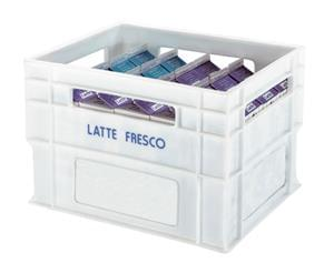 LSGC model fresh milk basket