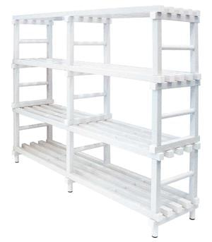SC model modular shelving unit