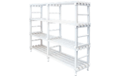 Shelving and benches